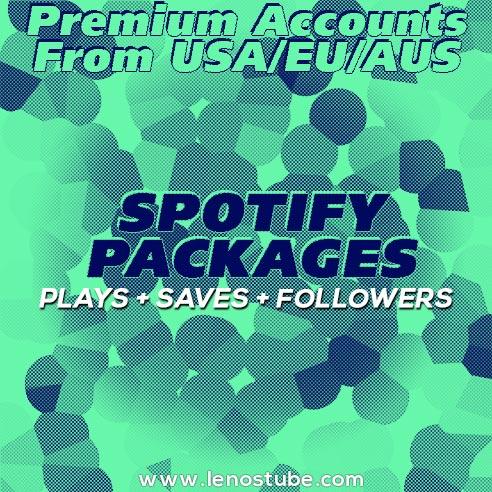 Buy Spotify Artist Saves - Likernow.de