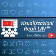 Visualizzazioni Reali per YouTube Acquisto